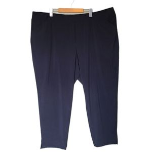 J. Jill Fit   On The Go Ankle Pant